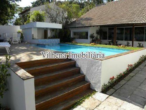 FOTO12 - Casa em Condomínio à venda Rua Arquiteto Milton Roberto,Itanhangá, Rio de Janeiro - R$ 5.900.000 - F140233 - 14
