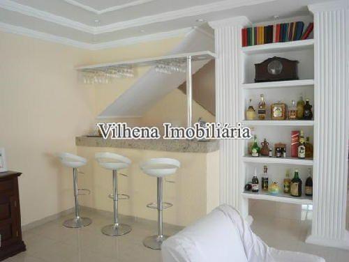 FOTO7 - Casa em Condominio Rua Aldrin,Jacarepaguá,Rio de Janeiro,RJ À Venda,4 Quartos,147m² - F140260 - 3