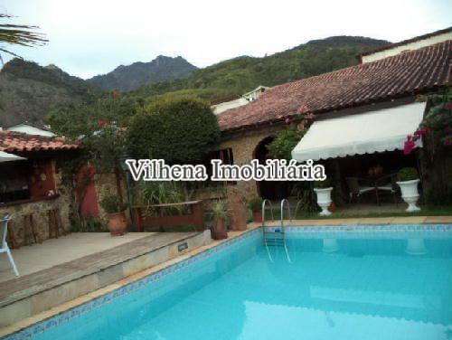 FOTO1 - Casa em Condominio À VENDA, Freguesia (Jacarepaguá), Rio de Janeiro, RJ - F140299 - 1