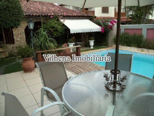 FOTO2 - Casa em Condominio À VENDA, Freguesia (Jacarepaguá), Rio de Janeiro, RJ - F140299 - 3