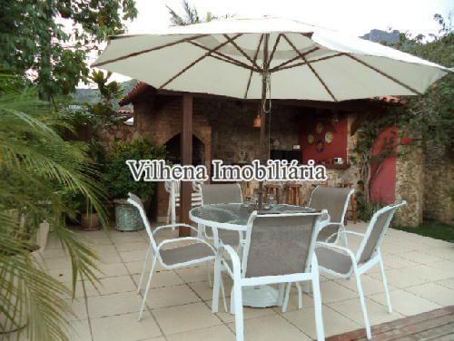 FOTO3 - Casa em Condominio À VENDA, Freguesia (Jacarepaguá), Rio de Janeiro, RJ - F140299 - 4