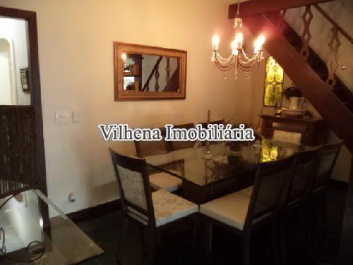 FOTO7 - Casa em Condominio À VENDA, Freguesia (Jacarepaguá), Rio de Janeiro, RJ - F140299 - 8