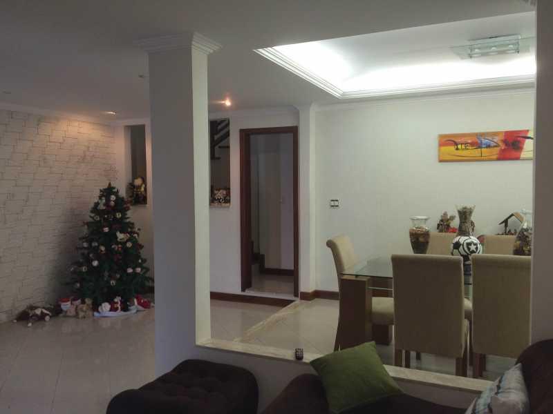1 - Casa em Condomínio à venda Rua Carlos Soares Pereira,Anil, Rio de Janeiro - R$ 1.350.000 - F140331 - 1