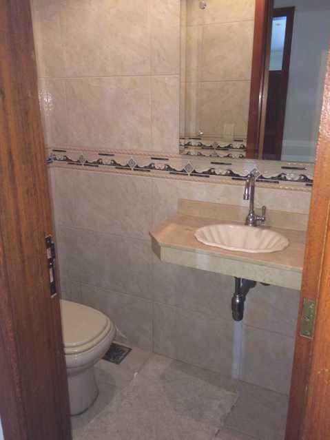4 - Casa em Condomínio à venda Rua Carlos Soares Pereira,Anil, Rio de Janeiro - R$ 1.350.000 - F140331 - 5