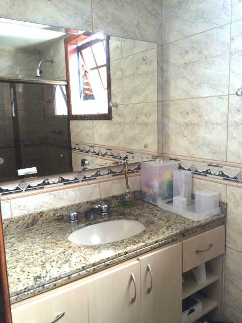 8 - Casa em Condomínio à venda Rua Carlos Soares Pereira,Anil, Rio de Janeiro - R$ 1.350.000 - F140331 - 9