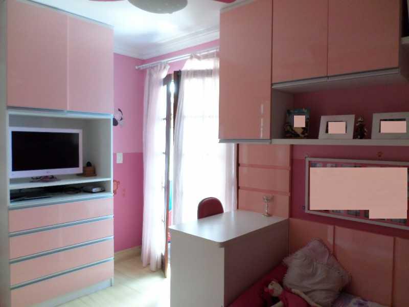 10 - Casa em Condomínio à venda Rua Carlos Soares Pereira,Anil, Rio de Janeiro - R$ 1.350.000 - F140331 - 11