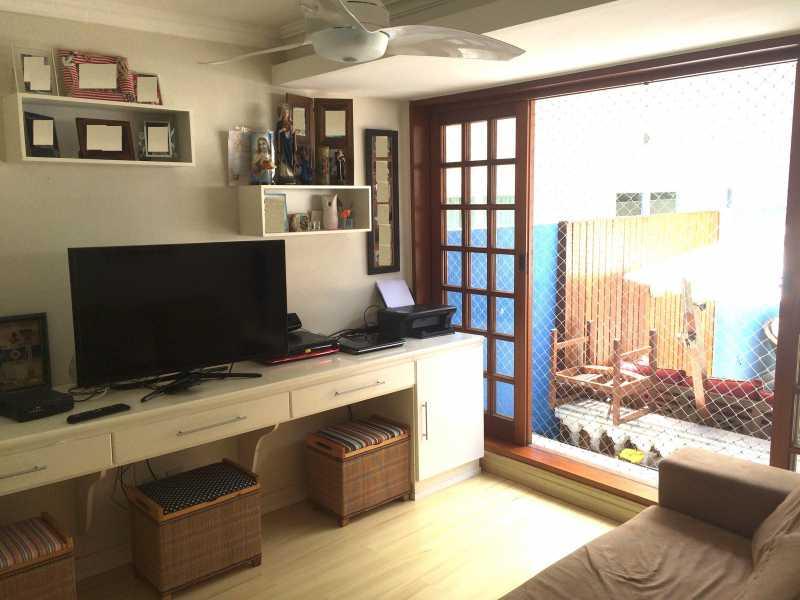 13 - Casa em Condomínio à venda Rua Carlos Soares Pereira,Anil, Rio de Janeiro - R$ 1.350.000 - F140331 - 14
