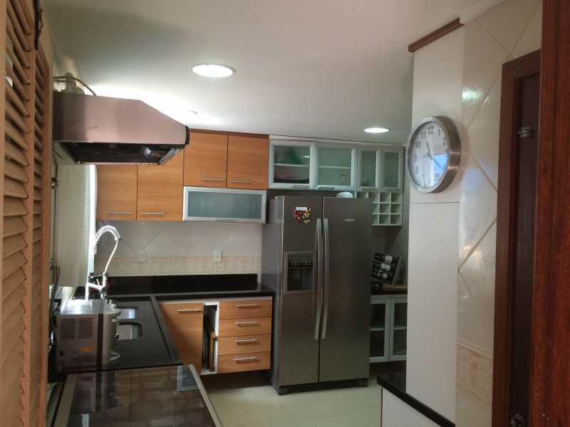 15 - Casa em Condomínio à venda Rua Carlos Soares Pereira,Anil, Rio de Janeiro - R$ 1.350.000 - F140331 - 16