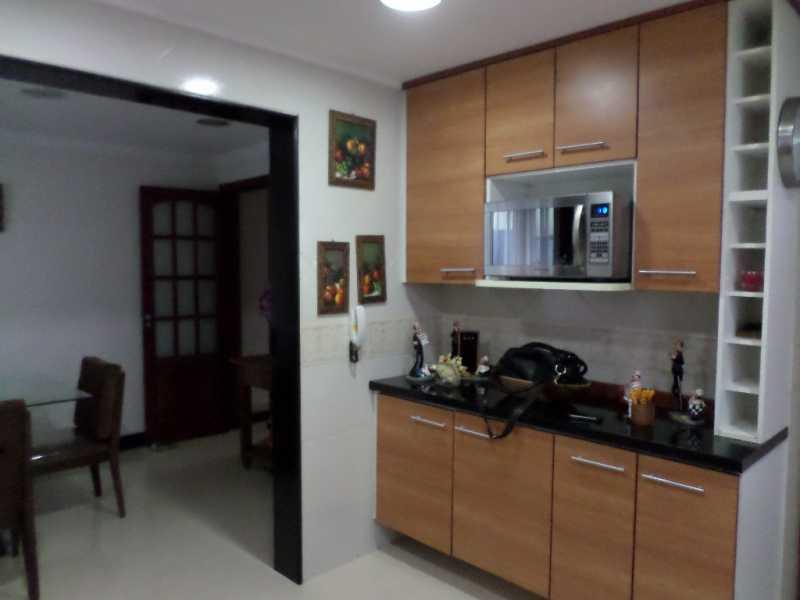 20 - Casa em Condomínio à venda Rua Carlos Soares Pereira,Anil, Rio de Janeiro - R$ 1.350.000 - F140331 - 21