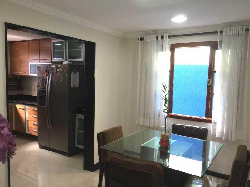 21 - Casa em Condomínio à venda Rua Carlos Soares Pereira,Anil, Rio de Janeiro - R$ 1.350.000 - F140331 - 22
