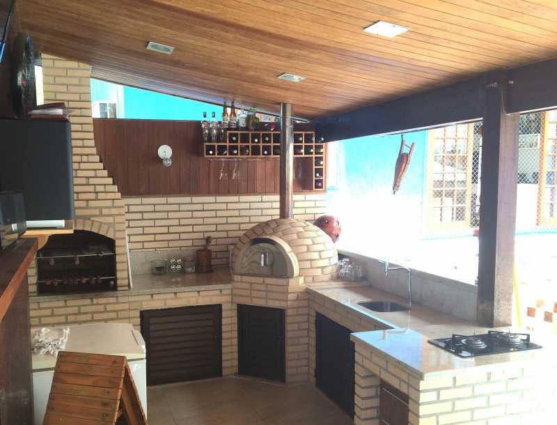 25 - Casa em Condomínio à venda Rua Carlos Soares Pereira,Anil, Rio de Janeiro - R$ 1.350.000 - F140331 - 26