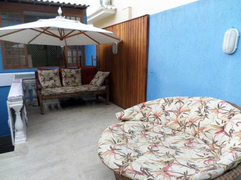 26 - Casa em Condomínio à venda Rua Carlos Soares Pereira,Anil, Rio de Janeiro - R$ 1.350.000 - F140331 - 27