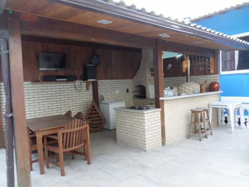 27 - Casa em Condomínio à venda Rua Carlos Soares Pereira,Anil, Rio de Janeiro - R$ 1.350.000 - F140331 - 28