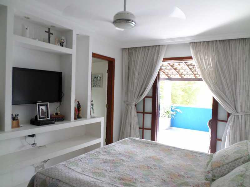 30 - Casa em Condomínio à venda Rua Carlos Soares Pereira,Anil, Rio de Janeiro - R$ 1.350.000 - F140331 - 30