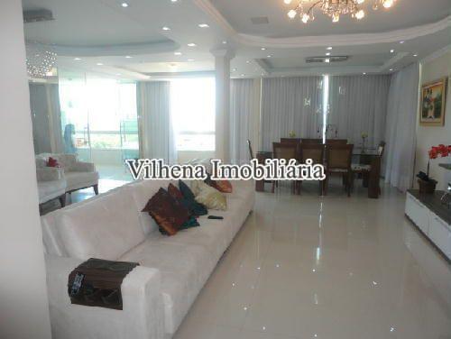 FOTO1 - Casa em Condominio À VENDA, Jacarepaguá, Rio de Janeiro, RJ - F140332 - 1