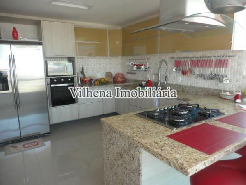FOTO6 - Casa em Condominio À VENDA, Jacarepaguá, Rio de Janeiro, RJ - F140332 - 7
