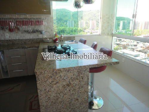 FOTO8 - Casa em Condominio À VENDA, Jacarepaguá, Rio de Janeiro, RJ - F140332 - 9