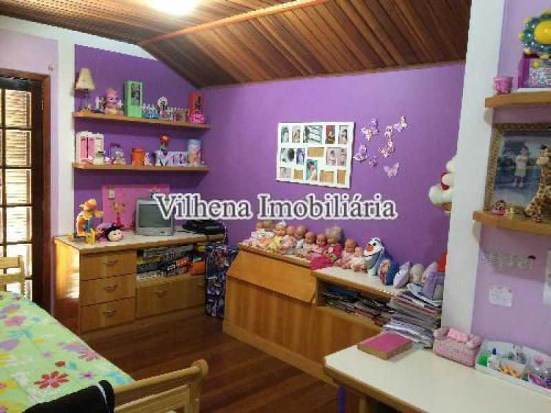 7 - Casa em Condominio À VENDA, Freguesia (Jacarepaguá), Rio de Janeiro, RJ - F140334 - 9
