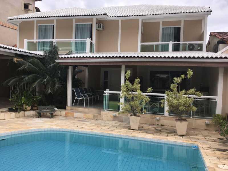 15 - Casa em Condominio À VENDA, Freguesia (Jacarepaguá), Rio de Janeiro, RJ - F140334 - 1