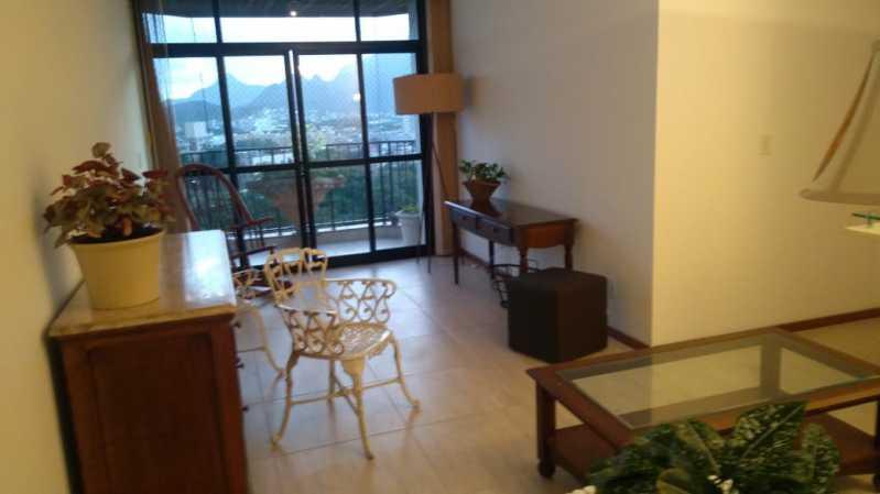 1. - Apartamento 3 quartos à venda Pechincha, Rio de Janeiro - R$ 330.000 - FA31592 - 1