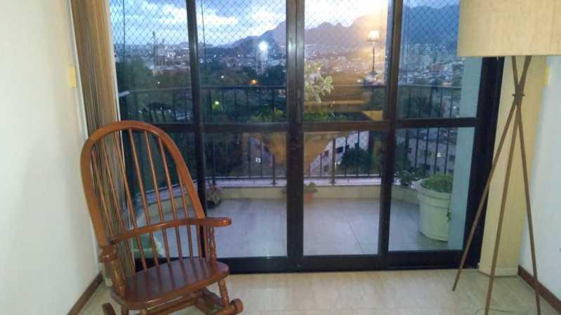 4. - Apartamento 3 quartos à venda Pechincha, Rio de Janeiro - R$ 330.000 - FA31592 - 7