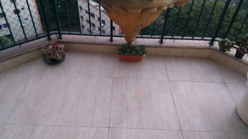 8. - Apartamento 3 quartos à venda Pechincha, Rio de Janeiro - R$ 330.000 - FA31592 - 9
