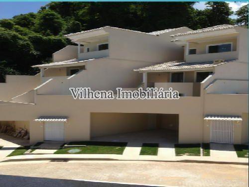 FOTO9 - Casa em Condominio Rua Ernani de Freitas,Freguesia (Jacarepaguá),Rio de Janeiro,RJ À Venda,4 Quartos,208m² - F140351 - 10