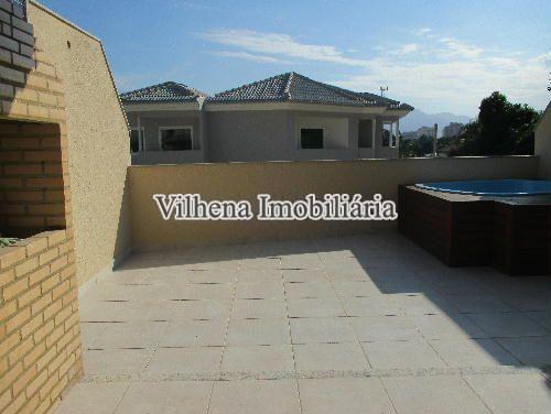 FOTO12 - Casa em Condominio Rua Ernani de Freitas,Freguesia (Jacarepaguá),Rio de Janeiro,RJ À Venda,4 Quartos,208m² - F140351 - 13