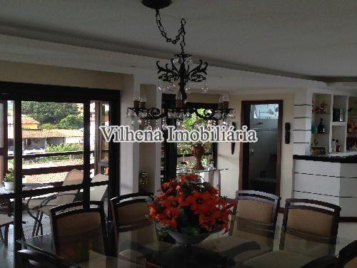 FOTO5 - Casa em Condominio Rua Pierre La Place,Freguesia (Jacarepaguá),Rio de Janeiro,RJ À Venda,4 Quartos,534m² - F140354 - 3
