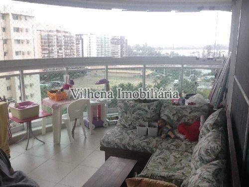FOTO2 - Apartamento Rua Amilcar de Castro,Jacarepaguá,Rio de Janeiro,RJ À Venda,4 Quartos,138m² - FA40420 - 3