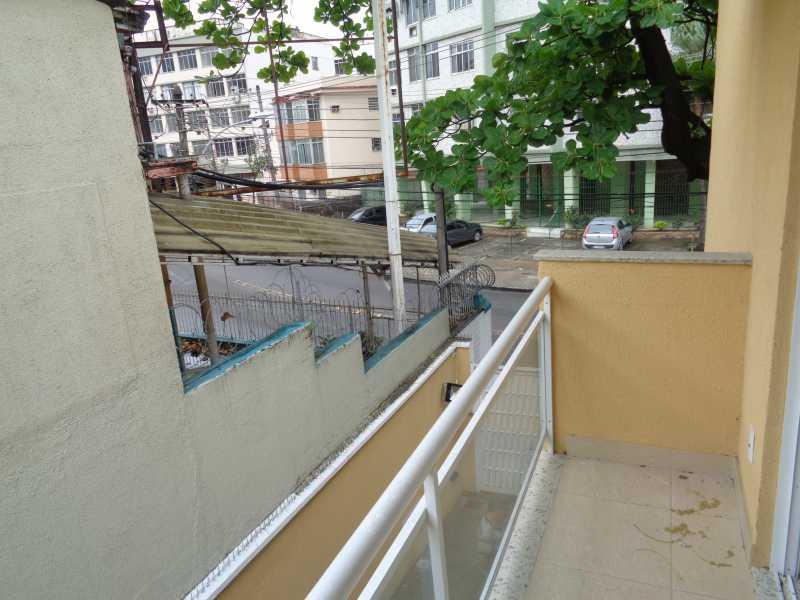 DSC07700 - Casa de Vila Rua Aquidabã,Méier,Rio de Janeiro,RJ À Venda,3 Quartos,80m² - N330009 - 6