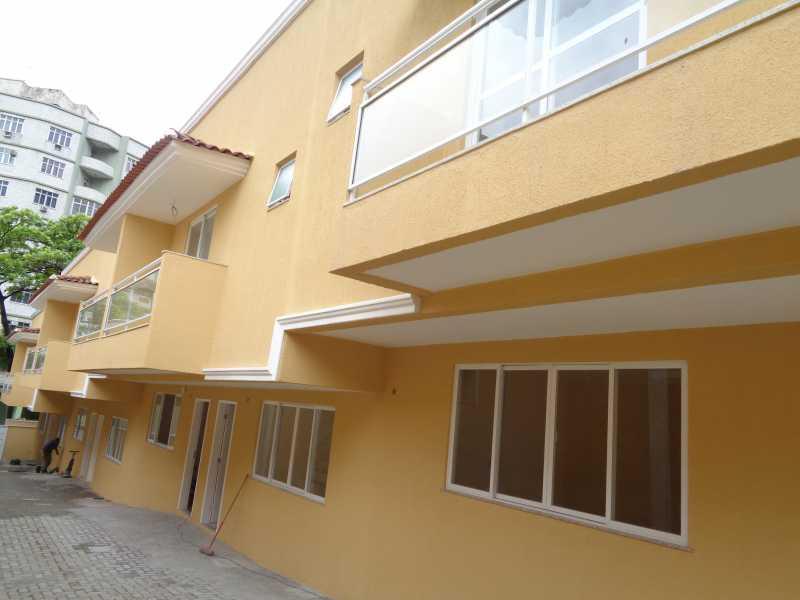 DSC07741 - Casa de Vila Rua Aquidabã,Méier,Rio de Janeiro,RJ À Venda,3 Quartos,80m² - N330009 - 3