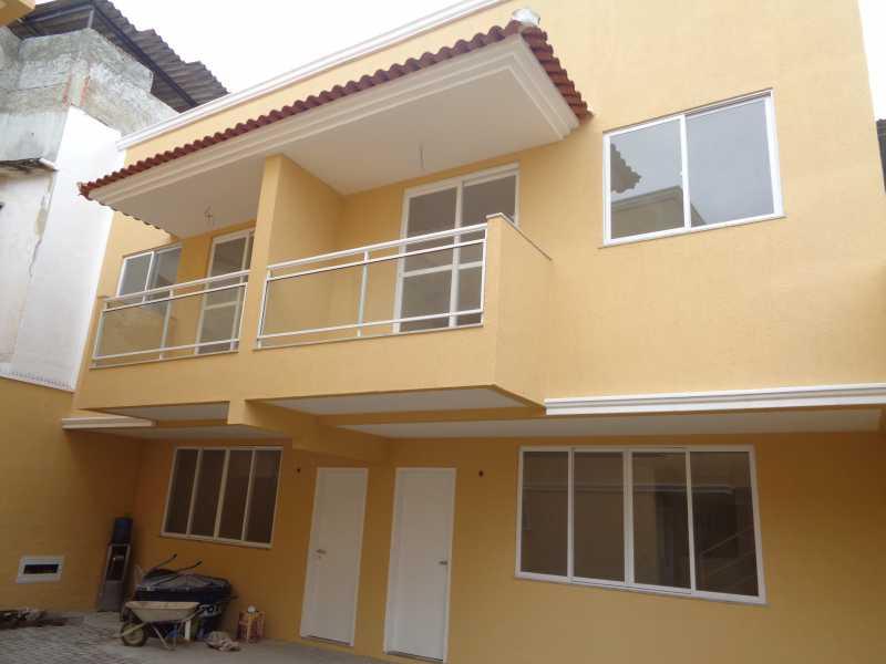 DSC07742 - Casa de Vila Rua Aquidabã,Méier,Rio de Janeiro,RJ À Venda,3 Quartos,80m² - N330009 - 1