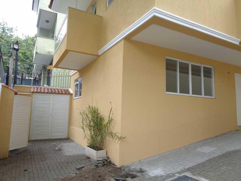 DSC07744 - Casa de Vila À VENDA, Méier, Rio de Janeiro, RJ - N330009 - 26
