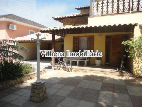 FOTO12 - Casa em Condominio À VENDA, Freguesia (Jacarepaguá), Rio de Janeiro, RJ - F150061 - 3