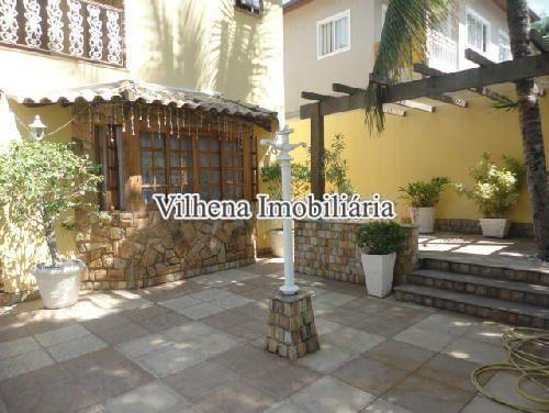 FOTO22 - Casa em Condominio À VENDA, Freguesia (Jacarepaguá), Rio de Janeiro, RJ - F150061 - 4