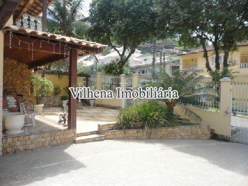 FOTO24 - Casa em Condominio À VENDA, Freguesia (Jacarepaguá), Rio de Janeiro, RJ - F150061 - 5