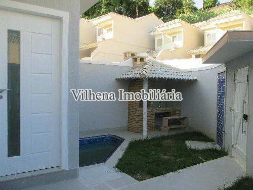 FOTO1 - Casa em Condominio À VENDA, Freguesia (Jacarepaguá), Rio de Janeiro, RJ - F150073 - 3