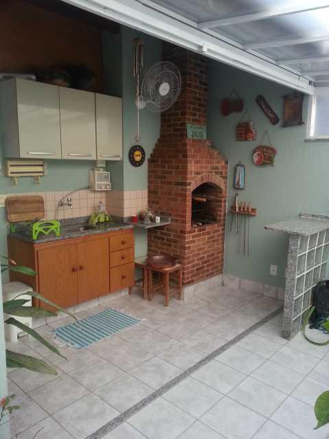 18 - Casa em Condominio À VENDA, Camorim, Rio de Janeiro, RJ - P120289 - 19