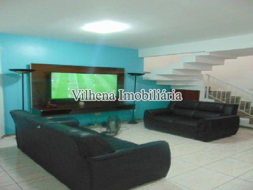 SALA DE ESTAR - Casa em Condominio Rua André Rocha,Taquara,Rio de Janeiro,RJ À Venda,2 Quartos,173m² - P120352 - 1
