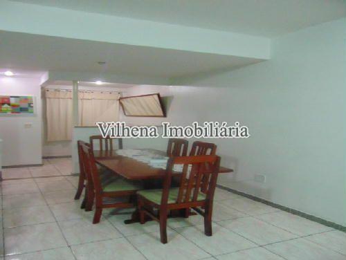 SALA DE JANTAR - Casa em Condominio Rua André Rocha,Taquara,Rio de Janeiro,RJ À Venda,2 Quartos,173m² - P120352 - 3