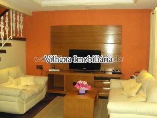 FOTO1 - Casa em Condomínio à venda Rua Eliezer Gomes,Pechincha, Rio de Janeiro - R$ 720.000 - P130091 - 1