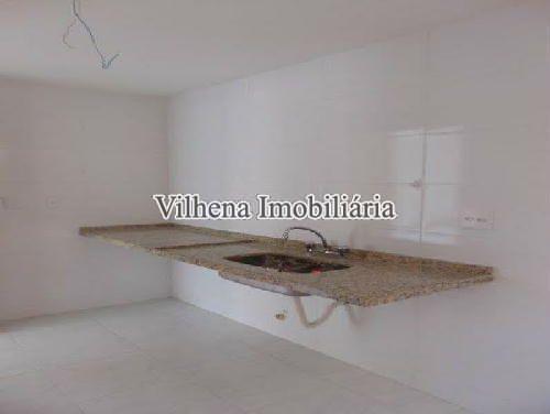 COZINHA - Casa em Condominio Rua Valentim Duhnam,Freguesia (Jacarepaguá),Rio de Janeiro,RJ À Venda,3 Quartos,110m² - P130584 - 5