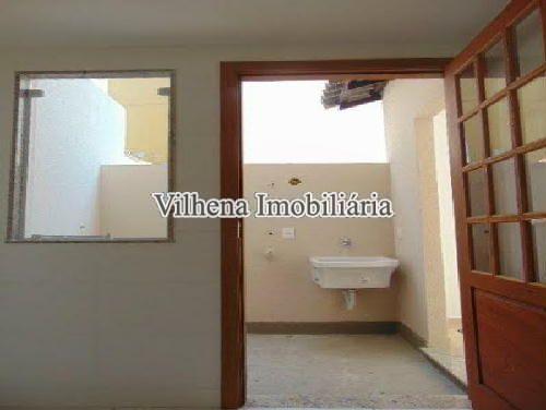 ÁREA DE SERVIÇO - Casa em Condominio Rua Valentim Duhnam,Freguesia (Jacarepaguá),Rio de Janeiro,RJ À Venda,3 Quartos,110m² - P130584 - 6