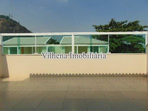 TERRAÇO - Casa em Condominio Rua Valentim Duhnam,Freguesia (Jacarepaguá),Rio de Janeiro,RJ À Venda,3 Quartos,110m² - P130584 - 16