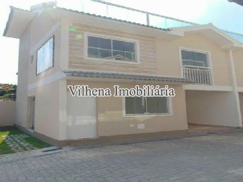FRENTE - Casa em Condominio Rua Valentim Duhnam,Freguesia (Jacarepaguá),Rio de Janeiro,RJ À Venda,3 Quartos,110m² - P130584 - 18