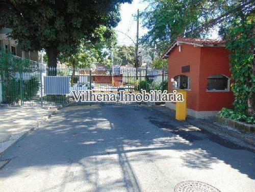 PORTARIA 24 HORAS - Casa em Condominio Rua Valentim Duhnam,Freguesia (Jacarepaguá),Rio de Janeiro,RJ À Venda,3 Quartos,110m² - P130584 - 22