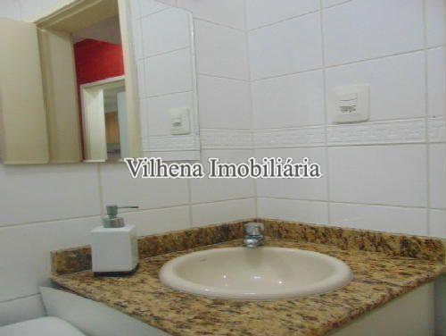 BANHEIRO SOCIAL - Casa em Condominio À VENDA, Taquara, Rio de Janeiro, RJ - P130596 - 6