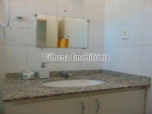 BANHEIRO SUÍTE - Casa em Condominio À VENDA, Taquara, Rio de Janeiro, RJ - P130596 - 10