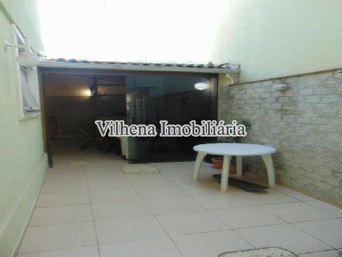 ÁREA LIVRE - Casa em Condominio À VENDA, Taquara, Rio de Janeiro, RJ - P130596 - 16